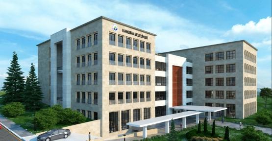 Kandıra'nın Yeni Hizmet Binasında Yoğun Tempo