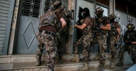 """KOCAELİ'DE TERÖR OPERASYONU: """"13 GÖZALTI"""""""