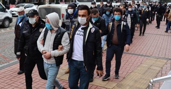 Yasadışı Bahis Operasyonunda 11 Tutuklama