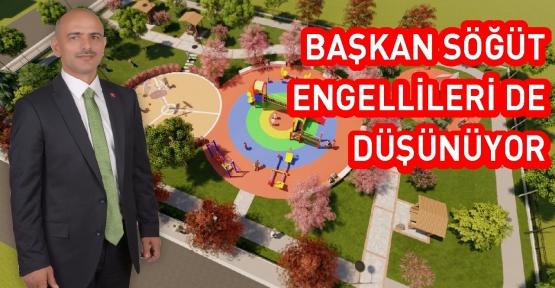 Yavuz Sultan Selim'e 'Engelsiz' Park