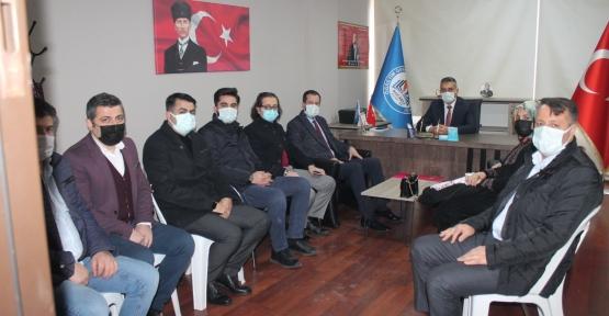 AK Partili Merdan Kögyar-Der'de