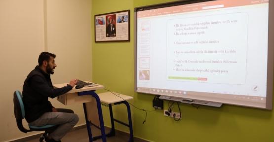 Gebze Kılavuz Gençlik Merkezi Yüz Yüze Eğitime Hazır