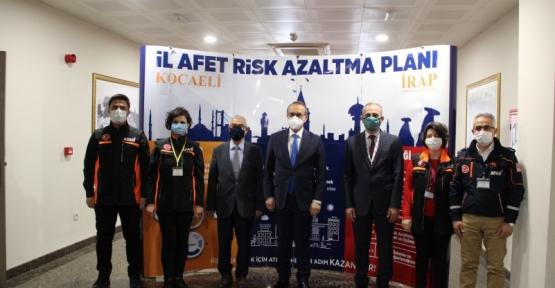 AFAD İl Müdürlüğü İRAP 1. Çalıştayını Gerçekleştirdi