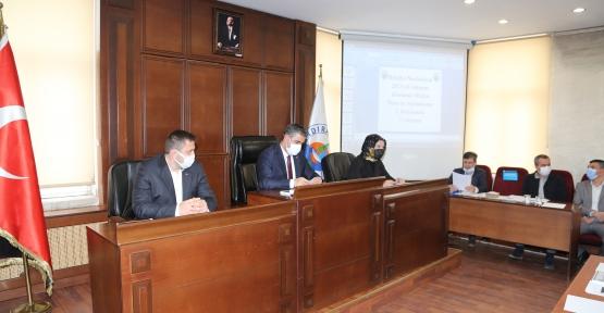 Kandıra'da Faaliyet Raporu Onaylandı