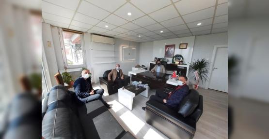 KTO Başkanı Öztürk  Koyun'u Ziyaret Etti