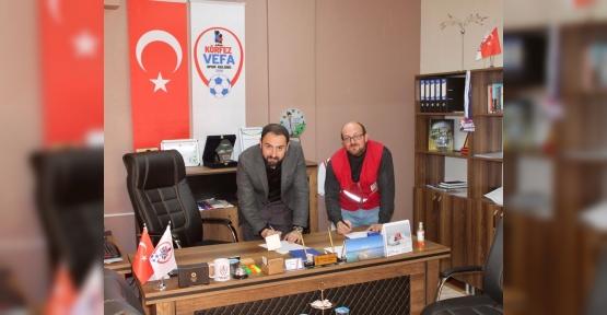 VEFA Spor Kulübü Koli  Yardımı Yaptı