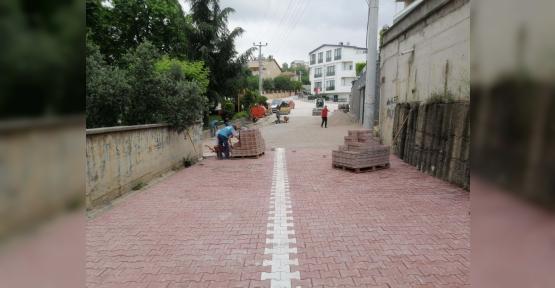 Darıca'da Altyapı ve Üstyapı Yatırımları Sürüyor