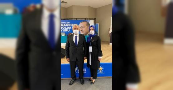 AK Kadın Körfez'de Yeni Başkan; Demir