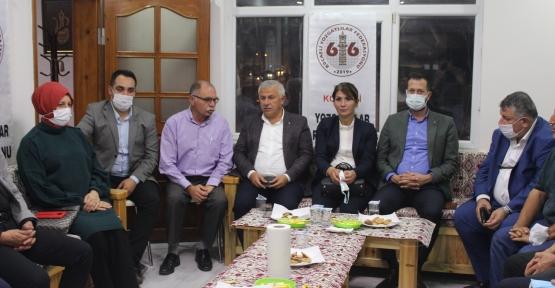 AK Parti, Yozgatlılara Çıkarma Yaptı