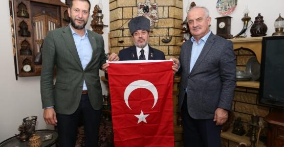 """Başkan  Aygün: """"Şehitlerimiz ve Gazilerimiz Onurumuzdur"""""""