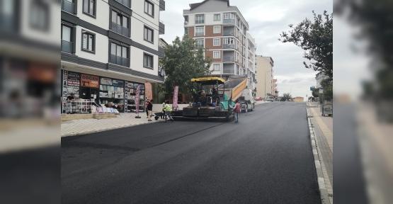 Çayırova Abdurrahman Korhan Caddesi Artık Daha Konforlu