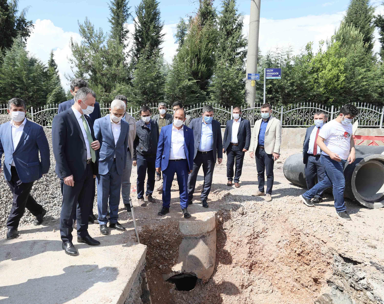 """''KOCAELİ'NİN HER KARIŞ TOPRAĞINA HİZMET VERİYORUZ"""""""