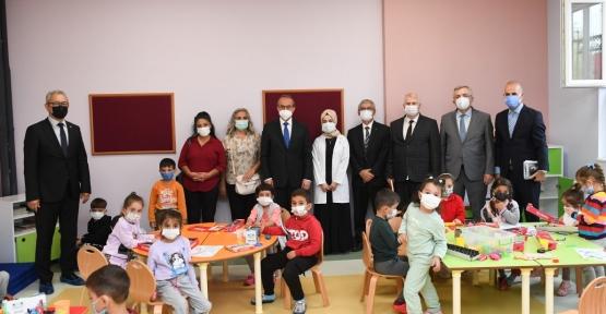 Vali Yavuz, Eğitim Alanındaki Pandemi Tedbirlerini Yerinde İnceledi