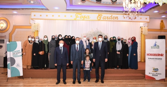 Başkan Kocaman Din Görevlileriyle Bir Araya Geldi
