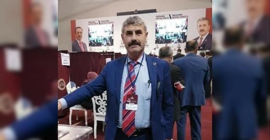 BBP Körfez'in Kongresine Mustafa Destici de Katılacak