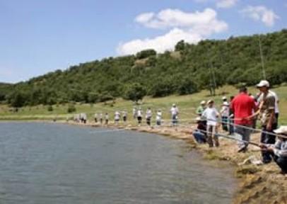 7. Ulusal Sazan Balığı Tutma Yarışması