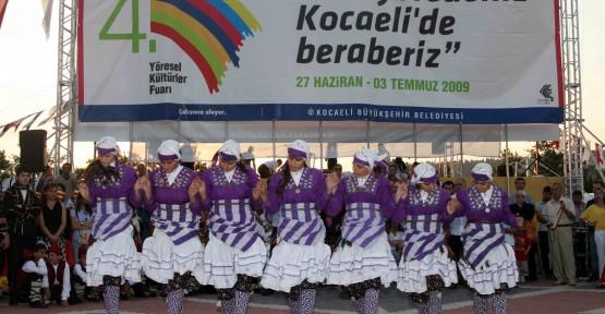 7. Yöresel Kültürler Fuarı başlıyor