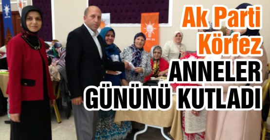 Ak Kadınlar Anneler gününü gecikmeli kutladı