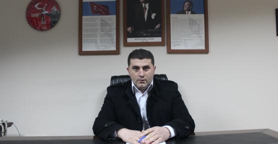 Kartepe Gençliğinin SKM Başkanı ''Muzaffer Çelik''