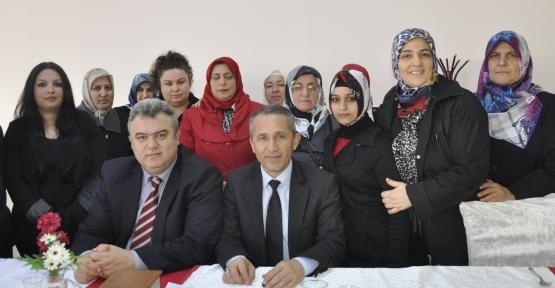 AK Partili kadınlardan Alemdar'a tam destek