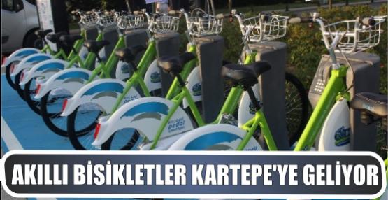 Akıllı Bisikletler Kartepe'ye Geliyor
