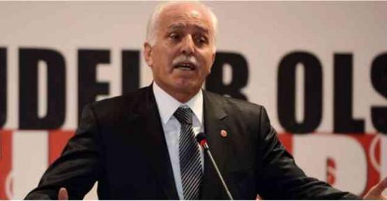 ANAP'ın gençlik kolları başkanı  Saadet'e katıldı