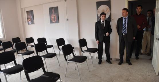 Arslanbey Yunus Emre Eğitim ve Sanat Merkezi Hazır