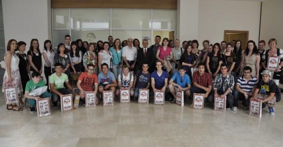 Avrupalı Eğitimcilerden Pehlivan'a Ziyaretler