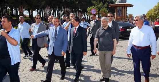 Bakan Ergün, Körfez Geçişi'nde inceleme yaptı