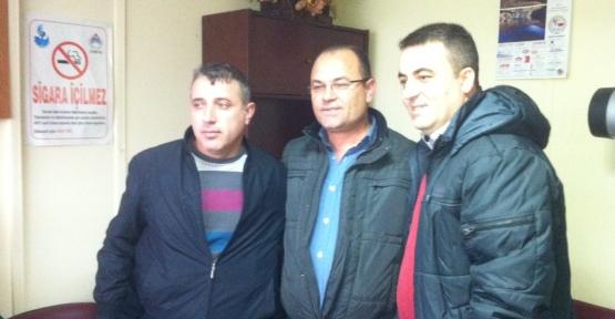 Bal-Türk Çayırova Şubesi'nde Görev Değişimi
