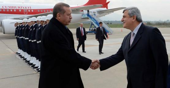Başkan, Başbakan ile Kırgızistan'a gidecek