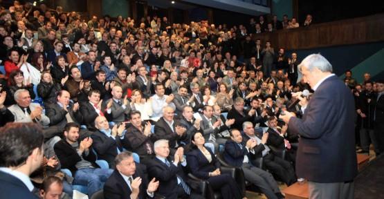 Başkan, Kahramanmaraş'ta ders verecek