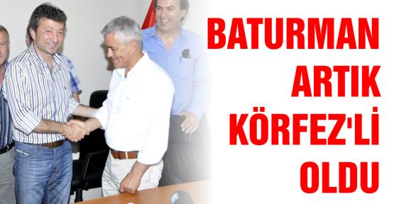 Baturman Körfez FK'da
