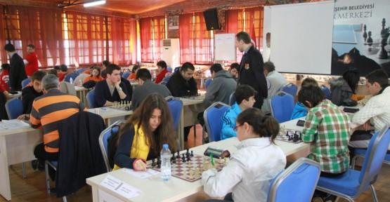 Bölgesel Satranç Ligi başladı