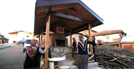Büyükşehir 20 köy fırını daha yapıyor