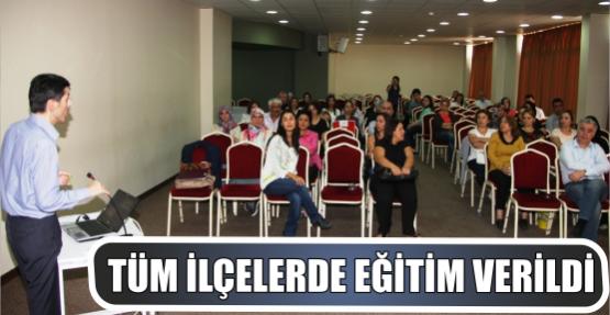 Büyükşehir'den sağlık çalışanlarına Tıbbi Atık Yönetimi eğitimi