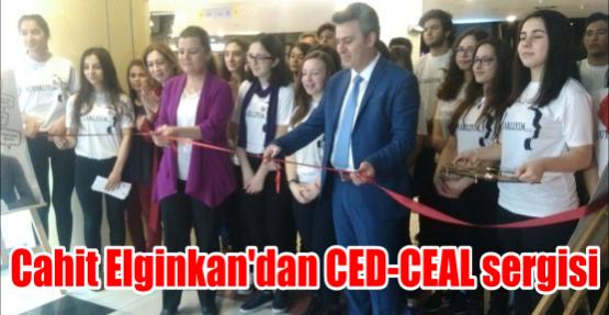 Cahit Elginkan'dan CED-CEAL sergisi