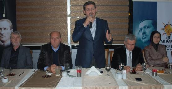 Civelek : AK Parti'yi dünya tanıyor!
