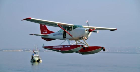 Deniz uçağı korkulu rüya oldu