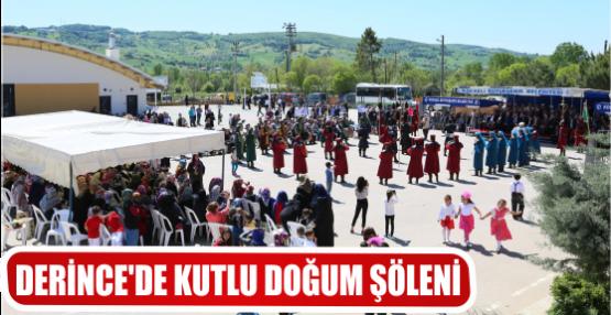 DERİNCE'DE KUTLU DOĞUM ŞÖLENİ