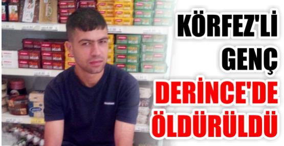 DERİNCE'DE POMPALI CİNAYETİ
