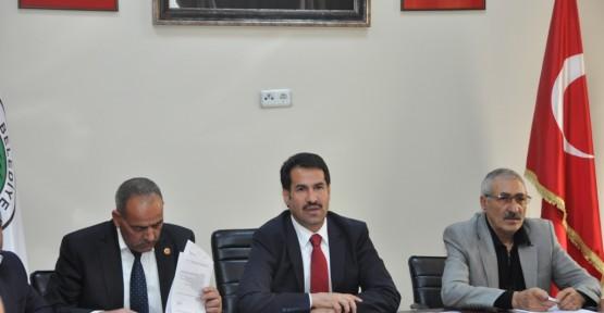Dilovası Belediyesi Nisan ayı toplantısını yaptı.