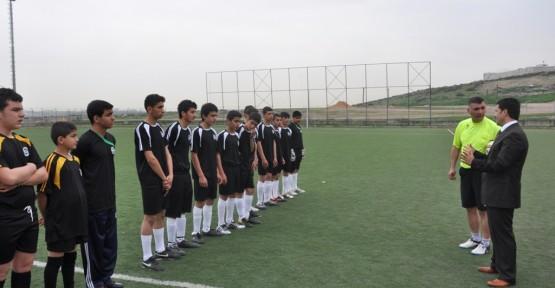 Dilovasında futbol şenliği başladı
