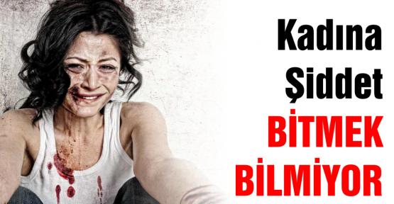 Dilovası'nda kadına şiddet
