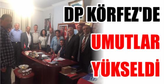 DP KÖRFEZ'DE UMUTLAR YÜKSELDİ