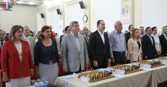 Dünya Gençler Satranç Şampiyonası Kocaeli'nde başladı