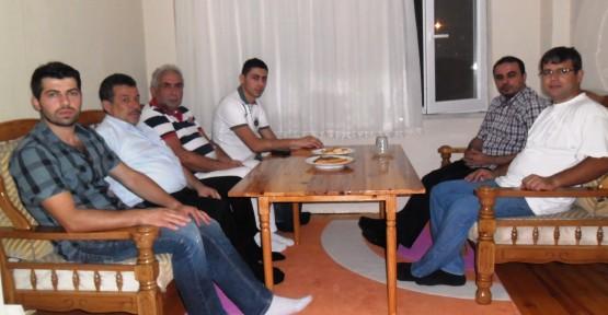 Duyar'dan Av.Şeref Gönenliye Ziyaret