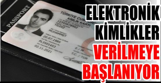 ELEKTRONİK KİMLİK