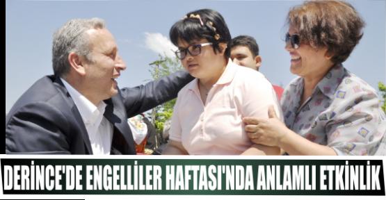 ENGELLİLER HAFTASI'NDA ANLAMLI ETKİNLİK