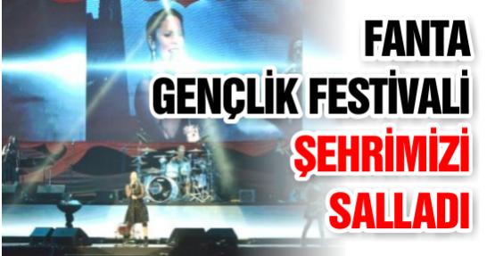 Fanta Gençlik Festivali Kocaeli'ni Salladı